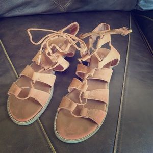 Old Navy Gladiator Sandals